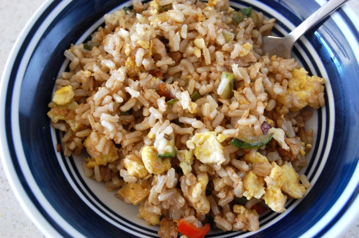 Kinda Fried Rice